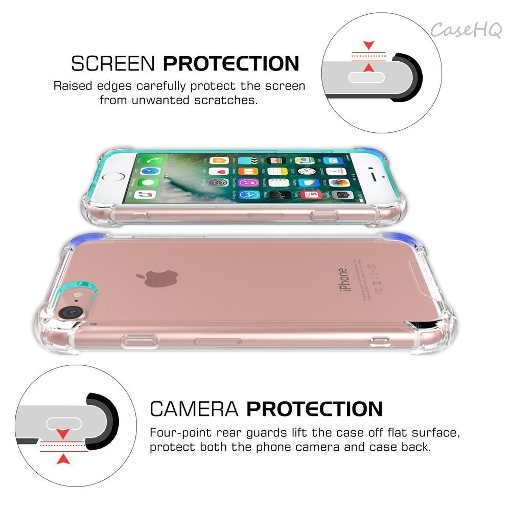 Drop Protector Full Cover Ultra Thin For Apple Iphone X 8 7 6 Anti Crack Case Plus Aeproductgetsubject
