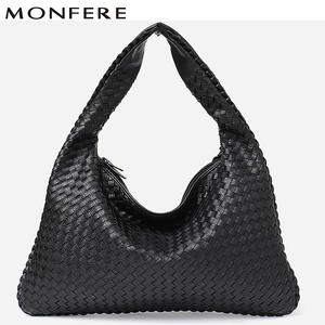 MONFERE Leather Luxury Handbags Women Bags Designer Ladies 5642fd8da9