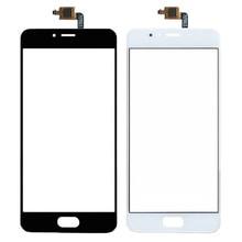 หน้าจอสัมผัสสำหรับ Meizu M5s Touchscreen 5.2 จอแสดงผล LCD M5 S Digitizer