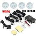 for All Cars 9 colors Car Parking Sensor Kit 4 Sensors 12V Reverse Assistance Backup Radar System buzzer sound