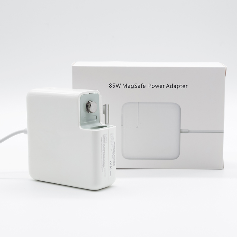 100% New! 18.5V 4.6A 85W Laptop MagSaf* Power Adapter Charger For Apple Macbook Pro 15'' 17'' A1222 A1260 A1286 A1343 14