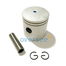 6L5-11631-00 Piston Set (STD) For Yamaha 3HP Outboard engine boat Motor brand new aftermarket part