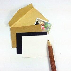 Image 5 - 120 قطعة/الوحدة بطاقة سادة كلاسيكية للطلاب diy بها بنفسك متعددة الوظائف بطاقة رسالة ملاحظة هدية بطاقات بريدية بطاقة كلمة لرسم