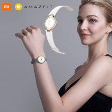 Оригинальный Xiaomi Mi Band Хуа Mi Amazfit Луна Frost экватор Фитнес трекер Смарт Браслет для iPhone 7 для Samsung Xiaomi 5s телефон