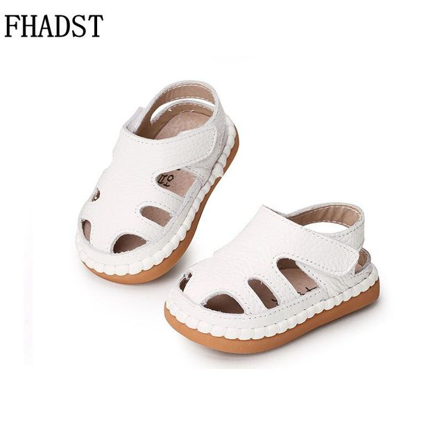 2016 Fashion New Arrival Summer Cool Baby Sandals Unisex Shoes Skidproof Toddlers Infant Children Kids Solid Shoes For 0-1 Years
