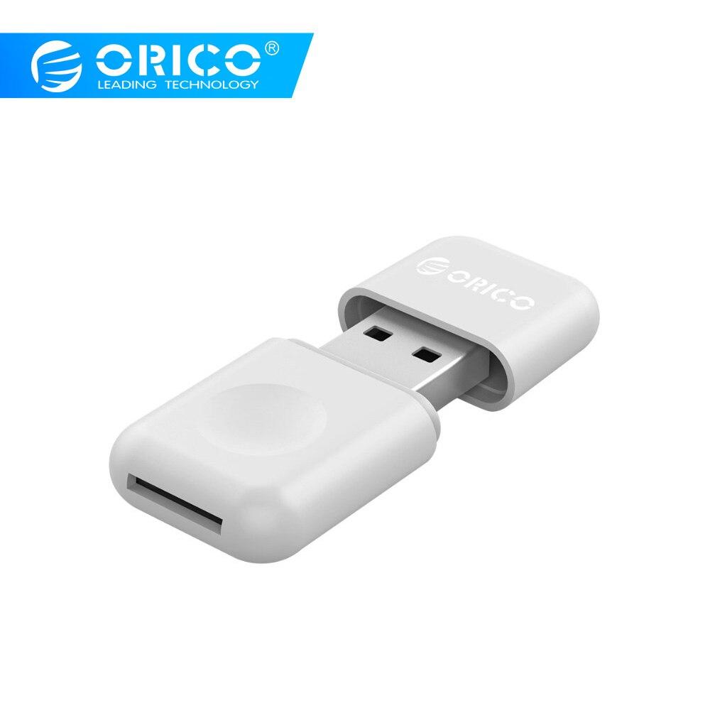 ORICO CRS12 USB 3.0 Lecteur De Carte TF 5 Gbps SuperSpeed Transmission Portable Multifonction Match avec OTG