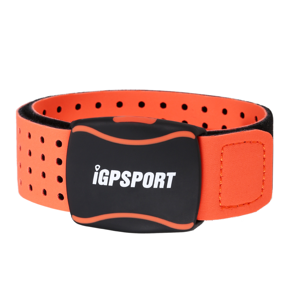 Sports Heart Rate Sensor Sensitive Heart Rate Arm Strap Rechargeable Lightweight Heart Rater Monitor Running Cycling Sports in Outdoor Fitness Equipment from Sports Entertainment