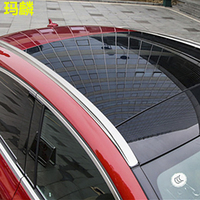 Car Accessories Luggage Rack Corss Bar With Super Loading Capacity E Aluminum Roof