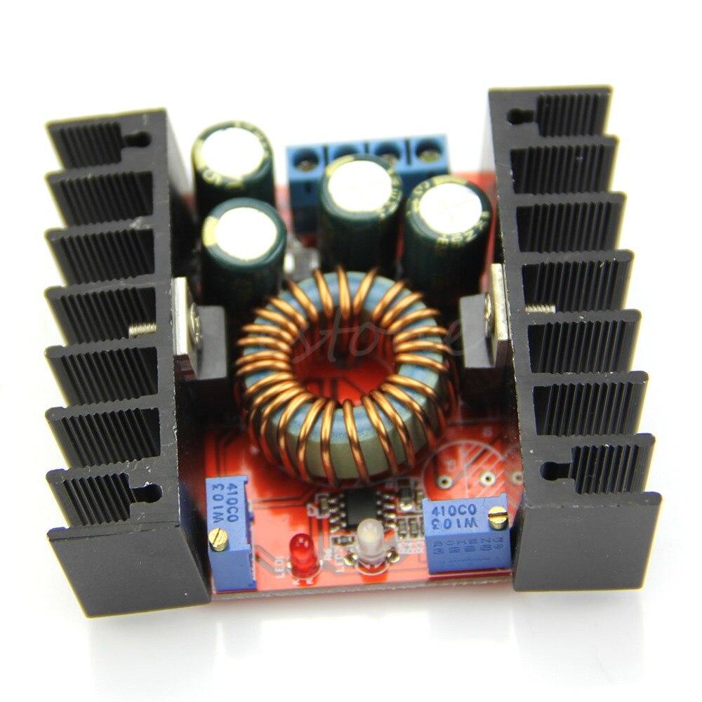 10A Buck Converter Adjustable 200W For Battery LED Car Power Module DC DC 7 32V Y103