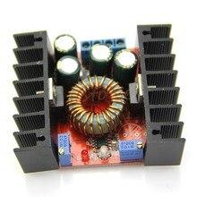 Para a Bateria e led e módulo de Potência W para a 10A Ajustável Buck Converter 200 Bateria e led e módulo de Potência do Carro Dc-dc 7-32 V-y103
