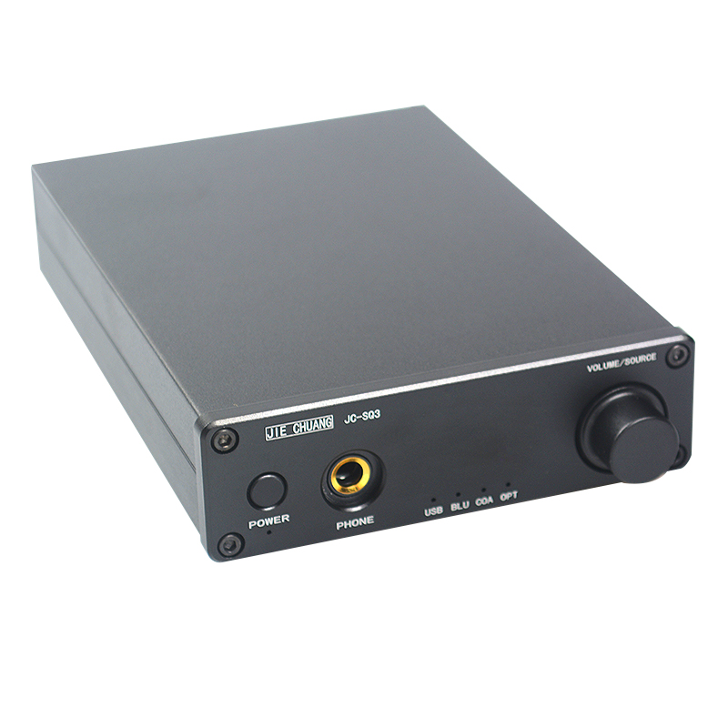 JIE CHUANG JC-SQ3 Bluetooth CSR8670 USB DAC AK4490 AUDIO Decoder Headphone Amplifiers TPA6120 APTX-HD chuang code 30ml