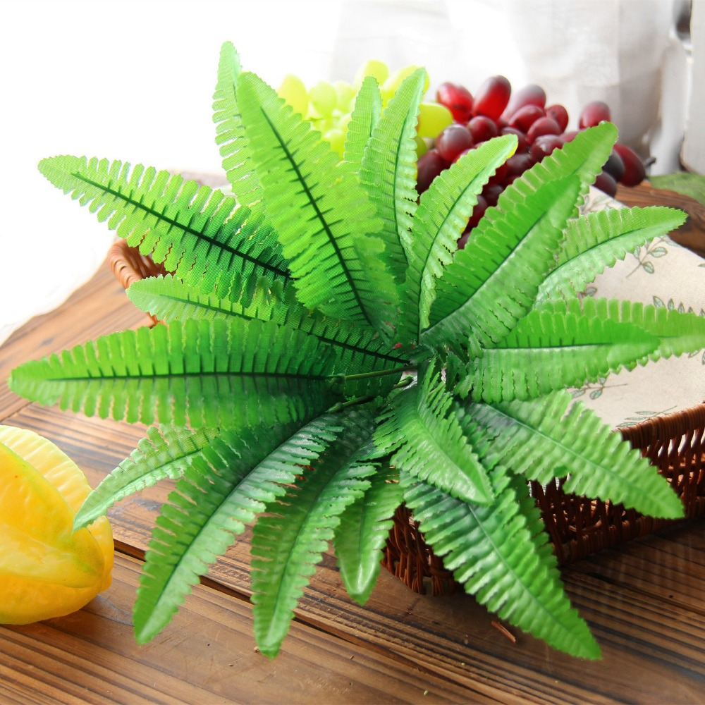Online get cheap artificial tropical flowers aliexpress for Decoration jardin tropical