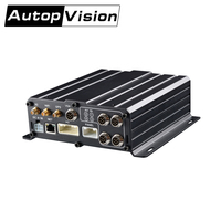 APV MDR7208 Good 1080P AHD Car Mobile DVR For Bus Taxi Car Mini Camera Video Driving