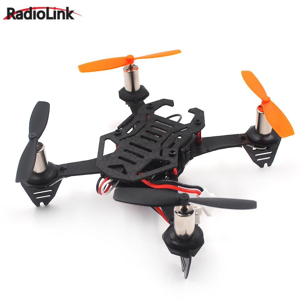 Radiolink <font><b>F110S</b></font> Mini Camera Drone Quadcopter With T8FB CS360 FC R6DSM RX BNF Headless 360degree Throw Fly Auto Parameter Tune image