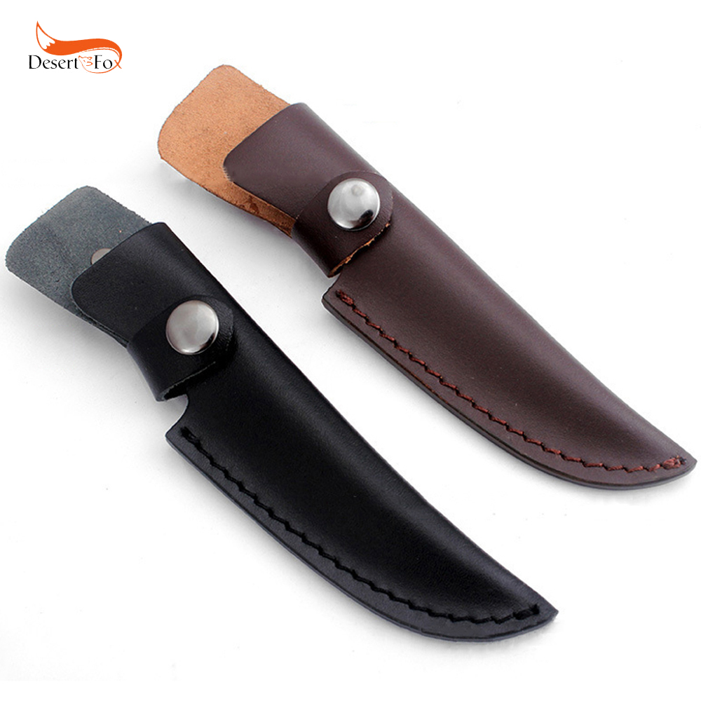 Fixed Blade Knife Tool Belt Loop Case Holder Leather Sheath Scabbard Holster Pouch Bag Pocket Hunt Camp Outdoor Carry Edc Multi