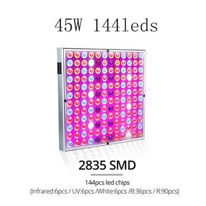 Image 3 - Led Grow Light 300W 50W 45W Phyto Lampen Volledige Spectrum Kweeklampen Voor Indoor Zaailing Tent Kas bloem Fitolamp Plant Lamp