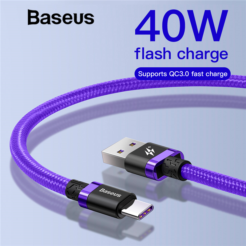 Aliexpress.com : Buy Baseus 5A Falsh Quick Charge USB Type