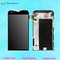 Новые Оригинальные Для LG G5 ЖК-Дисплей + Сенсорный Дигитайзер экран в Сборе с Рамкой 5.3 inch H840 H850 H820 LS992 VS987, черный