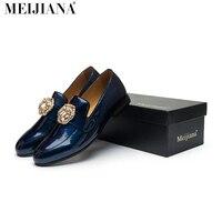 2017 New Men shoes MeiJiaNa Handsome comfortable Brand  men Casual shoes
