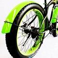 LOVAGE 2PCS / batch bicycle fender fat mountain bike 26x4.0