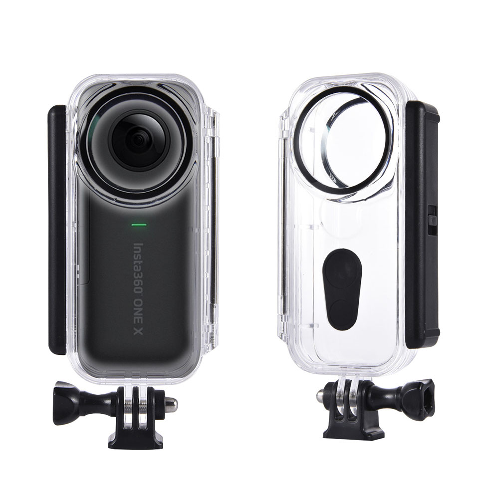 Protective Cover Waterproof Case for Insta360 ONE X Underwater Shell Box Dive Housing Sports Action Panoramic Camera Accessories
