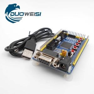 Image 3 - ATMEGA128 carte de développement minimum/carte de développement AVR/AVR plus petite puce dorigine du système