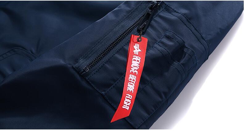 fed0f44b20f USA Size 2018 NEW Flight Jacket ACDC Pilot High Quality Clothing ...