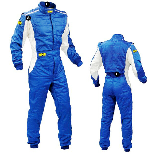 Clothing Racing-Suit Car Omp Race Not-Fireproof Practice-Service New Automobile Wholesale
