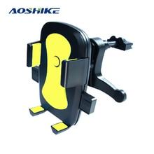 AOSHIKE Universal 360 Rotatable Car Mobile Phone Holder Air