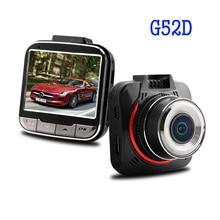 G52D Voiture DVR Vidéo Enregistreur Ambarella A7LA50 Full HD 170 degrés Grand Angle 2.0 pouces LCD Avec G-Capteur Caméra Livraison Gratuite!!