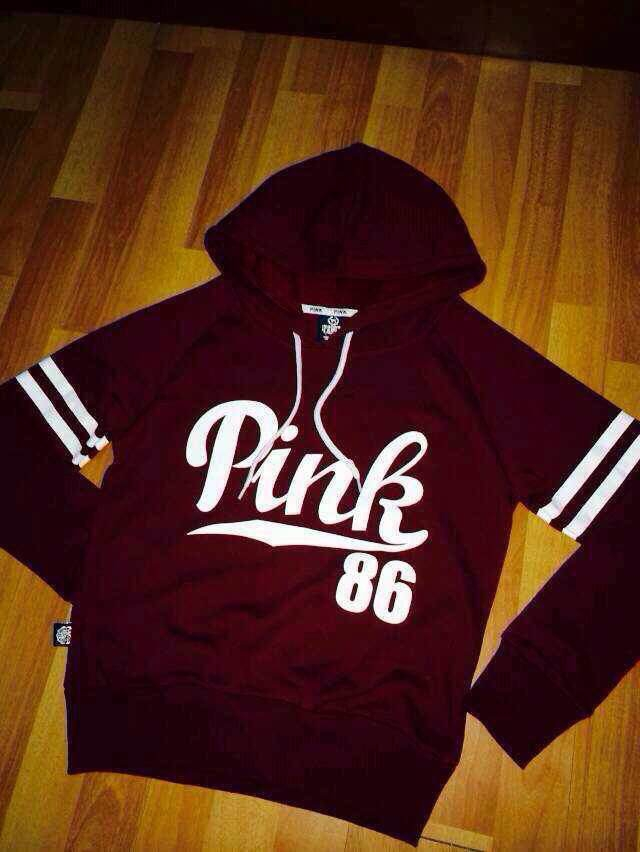 Pink Brand Hoodie - Hardon Clothes