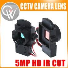 5,0 мегапиксельный M12 IR Cut фильтр двойной ICR двойной переключатель IR-CUT 20 мм объектив держатель для 5MP IP AHD CVI камера TVI CCTV