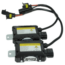 2X 12V xenon HID ballast 35W Digital slim hid xenon ballast 35W replacement blocks ignition for HID kit xenon H7 H4 H1 H3 H11