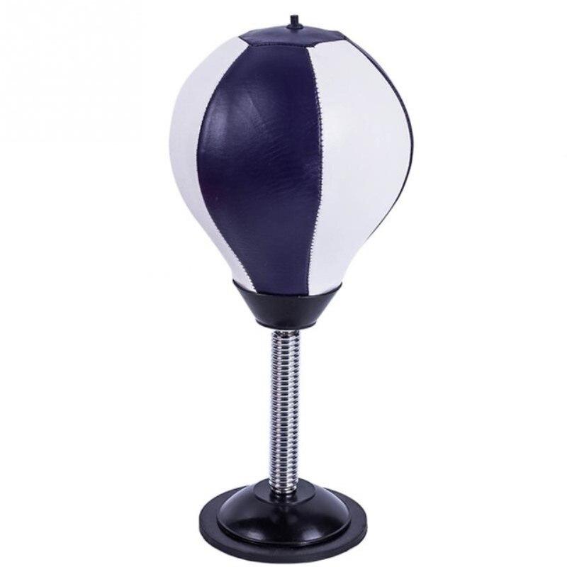 2018 Nuovo Desktop di Forare Sacchetto mini Pugno Sport Fitness Forare Sacchetto di Velocità Balls sfera di Sfiato Del Basamento Guantoni Da Boxe E