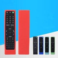 Шт. 1 шт. силиконовый чехол для sony Smart tv RMT-tx200c пульт дистанционного управления чехол для sony RMT-TX100/TX300C ТВ пульт дистанционного управления чехол