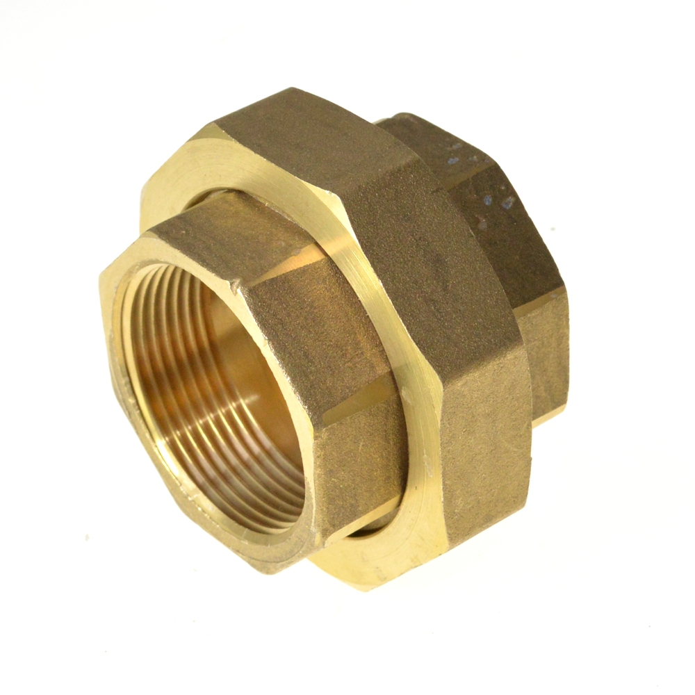 Aliexpress Com Buy Female Inch Bsp Malleable Slip Joint Connection Brass Plumbing Pipe Adapter Union Coupling Psibfh From Reliable Pipe Adapter