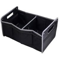 1X Interior Car Accessories Trunk Box Stowing Tidying For VW Polo Golf 3 4 5 6 7 MK3 MK4 MK5 MK6 Jetta Passat B5 B6 B7 B8 B9 CC