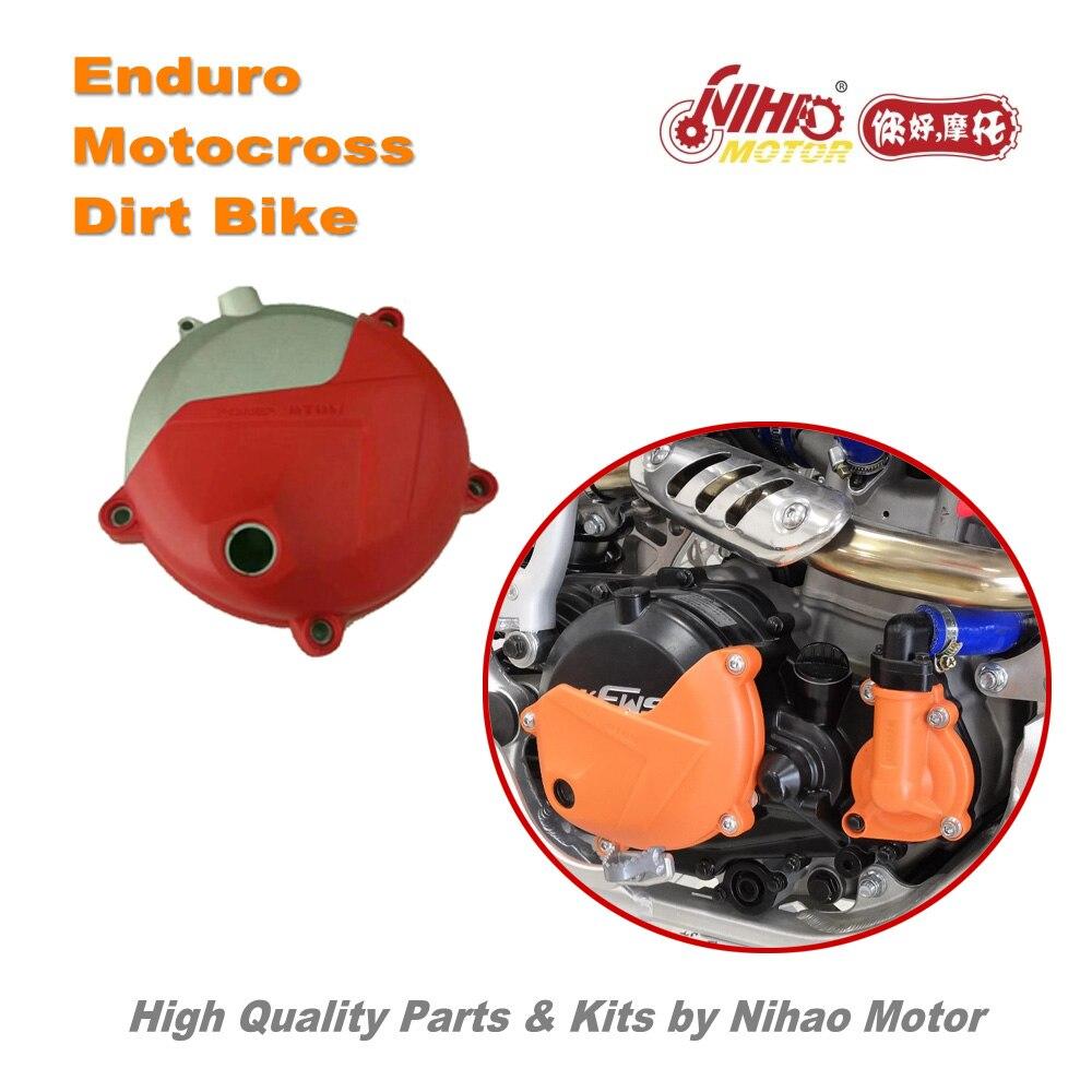 08 Motocross Parts NC250 Engine Cover Clutch Magneto Water Pump  Enduro Kit Dirt Bike Spare Cross Nihao MOTOLAND VENTO BSE IRBIS