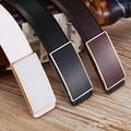 Moda Marca mens ceinture cinturones pretina de Correas para los hombres del diseñador de Lujo para hombre de cuero genuino de alta calidad envío libre