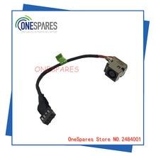 Ordinateur portable DC Power Jack w/Câble Pour HP Pour ProBook 450 455 G1 Série PN 710431-YD1 710431-FD1