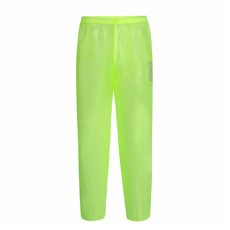 WOSAWE Outdoor Sports Rain Proof Pants Running Cycling Bike Bicycle Running Waterproof Windproof Long Rain Light Pants Trousers
