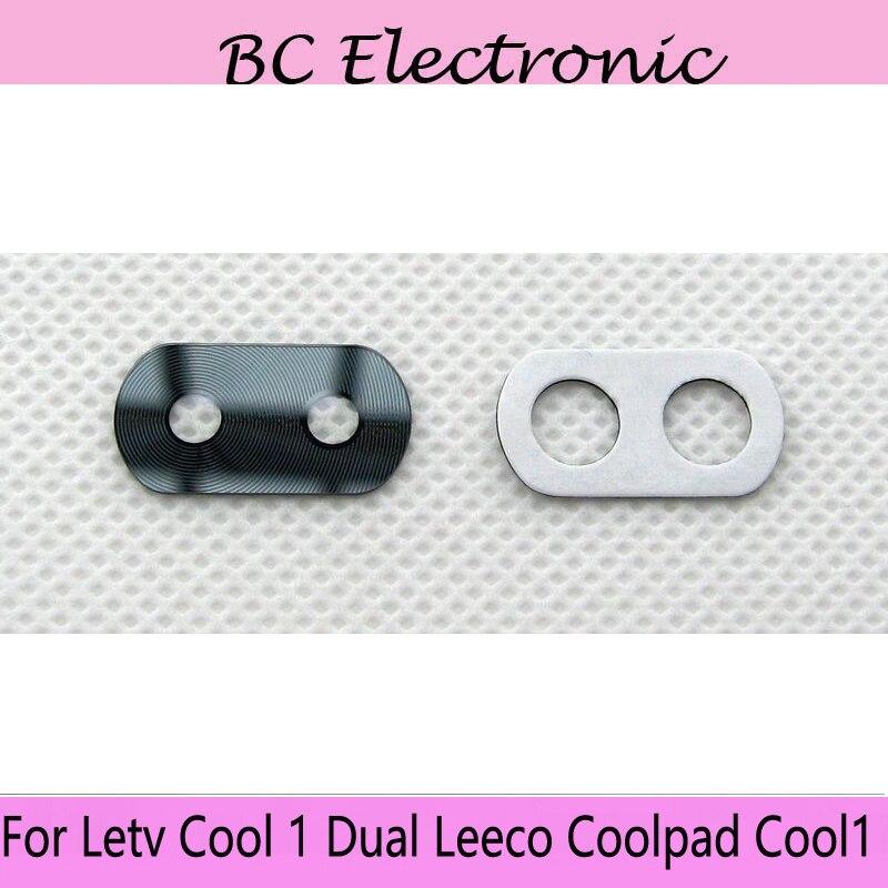 Pour Letv Cool 1 Double Leeco Coolpad Cool1 Arrière Retour Caméra Lentille En Verre Couverture Cadre De Remplacement De Téléphone portable Réparation De Rechange pièces