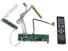 LA.MV56U.A New Universal HDMI USB AV VGA ATV PC LCD Controller Board for 14inch 1280×768 CLAA140WA01A CCFL LVDS Monitor Kit