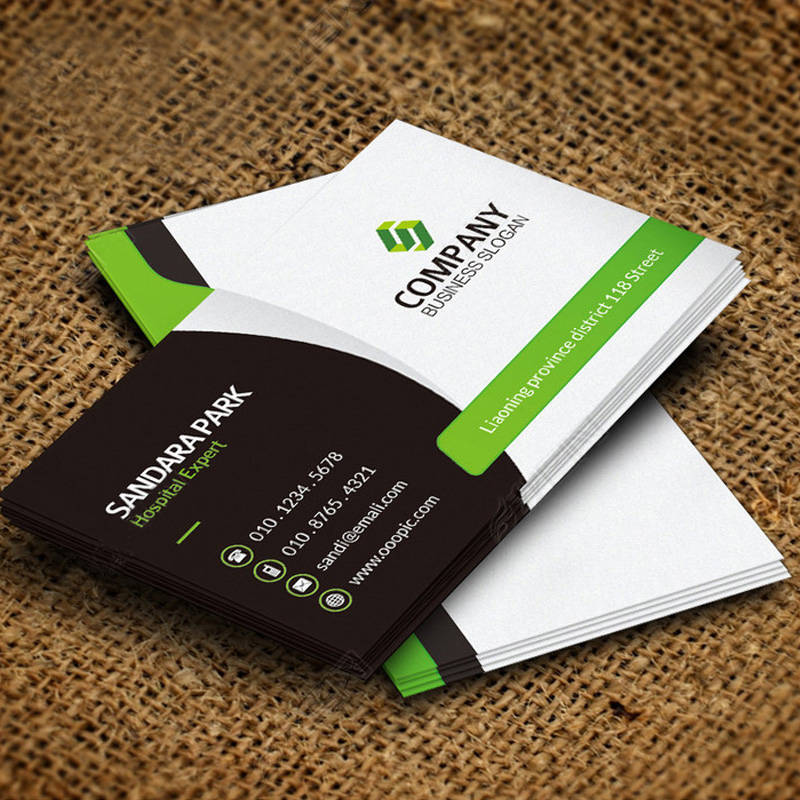 Free design 200500sheets custom business cards business card free design 200500sheets custom business cards business card printing paper calling cardpaper visiting card in business cards from office school reheart Gallery