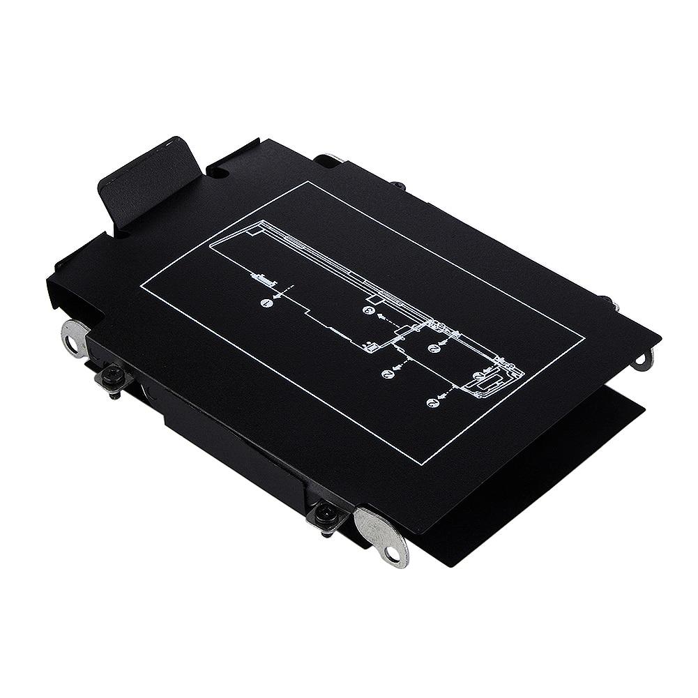 Hard Drive Bays HDD Caddy Frame Bracket w/Screws for HP EliteBook 840 G1 G2 Computer Laptop Accessories