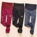 джинсы для беременных Материнство Брюки Эластичный Пояс Для Беременных Брюки Для Беременных длинные брюки плюс размер упругой тонкий карандаш джинсовые брюки 2016 брюки для беременных одежда для беременных