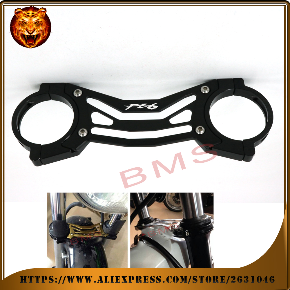 Accesorios de bicicletas de aluminio equilibrio foreshock frente tenedor brace p