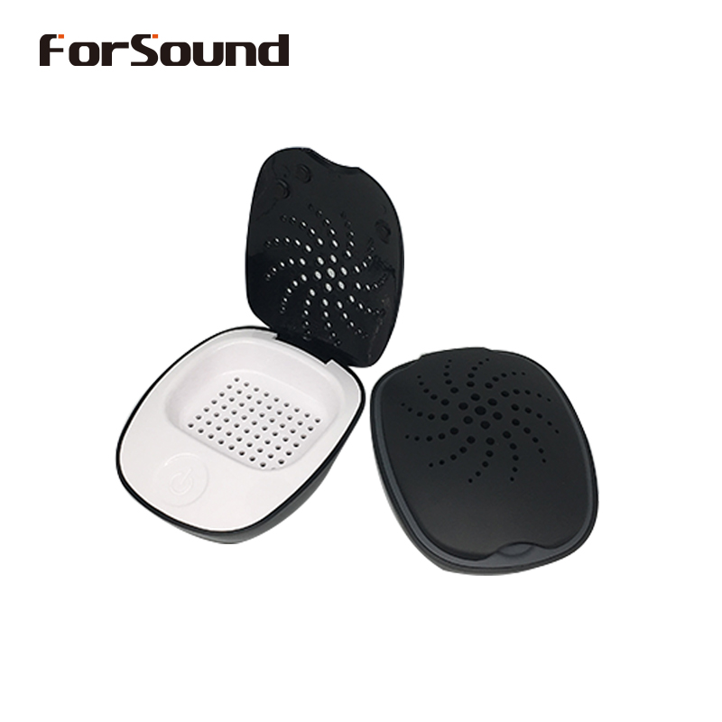 Hearing Aid Dryer UV Sanitizer Dehumidifier Electrical DryBox Drying Case Good for Siemens CIC Hearing Aid