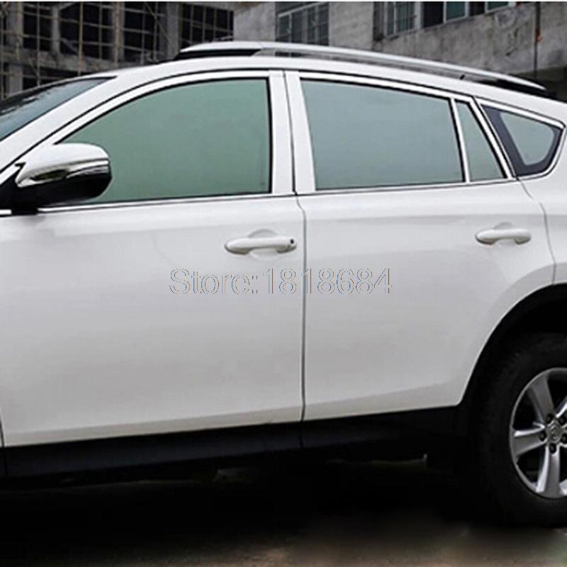 Toyota Rav4 Seattle For Toyota RAV4 RAV 4 2013 2014 2015 High Quality Stainless Steel Full ...