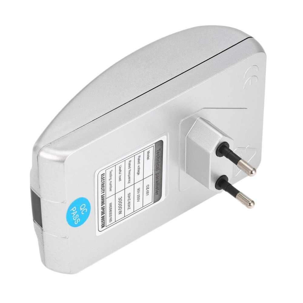 Économiseur d'énergie 90 V-240 V nouveau Type boîtier d'économie d'électricité ahorrador de corriente EU/US/UK prise livraison directe